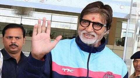 Amitabh Bachchan is known for keeping his fans entertained.
