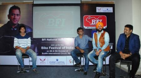 The ride has been planned in order to spread the factors of safety awareness in an adventurous manner.