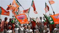 Flying squad seizes Rs 20 lakh from BJP candidate's car