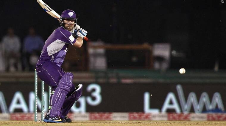 Aiden Blizzard was the top scorer for Hobart Hurricanes (Source: BCCI)