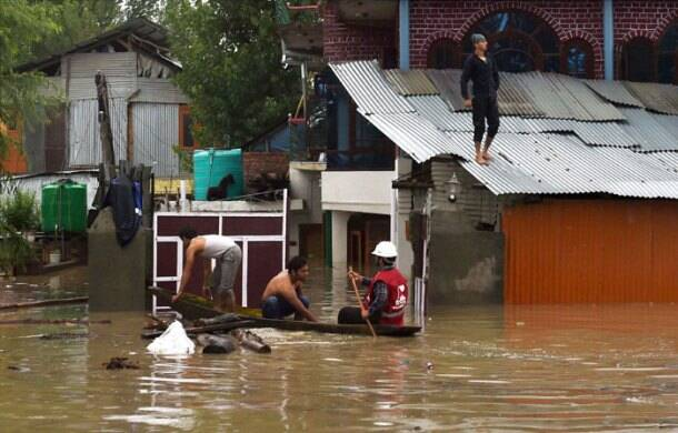 Flood situation remains grim in Jammu and Kashmir