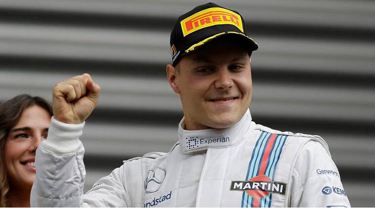 valtteri bottas, bottas, formula one, mercedes, williams, nico rosberg, formula one news, sports news