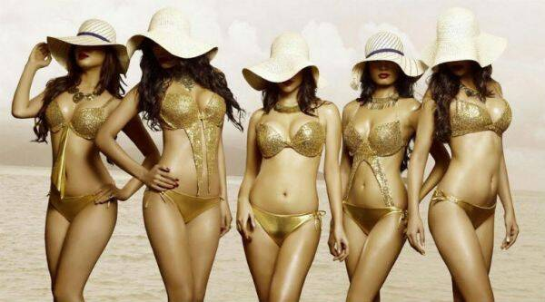 Madhru Bhandarkar tweeted: #CalendarGirls reaches the halfway mark today! 50 percent shooting complete and going strong.