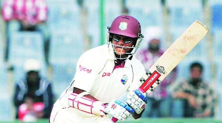 Chanderpaul was on the brink of reaching his 30th Test ton. (Source: File photo)