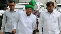 Former Haryana Chief Minster O P Chautala surrenders at Tihar jail