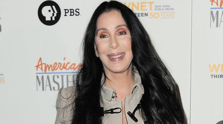 Cher has responded to the allegations. (Source: AP)