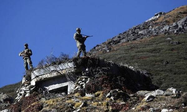 The Army, which had started scaling down operations from the area following the Chinese withdrawal Thursday night, put a halt and again started pitching their tents bracing themselves for a possible stand-off, the sources said.