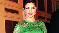 Priyanka dubs  for the Hindi version of Planes