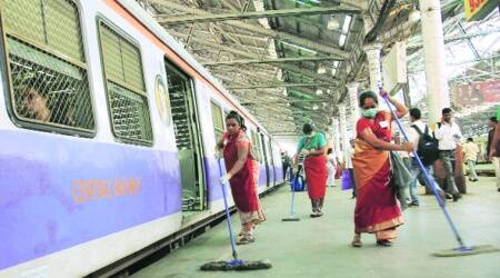 Railways to hire private firms in bid to keep stations clean