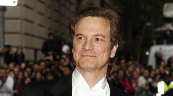 Colin Firth: My midlife crisis has been going on about 25 years. (Source: AP)