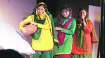Day 3 of PU youth fest: Students display talent in mime, drama &skit