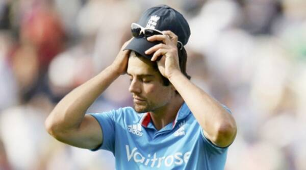 Alastair Cook (Source: Reuters)
