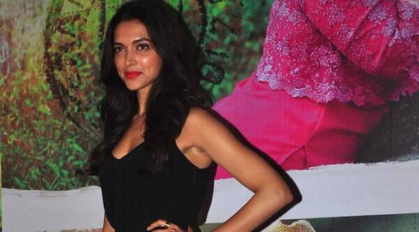 "there are some who believe Deepika's reaction is a ""well timed stunt"" to bolster the collections of her just released Finding Fanny and also to propel the chances of her big Diwali extravaganza Happy New Year co-starring Shah Rukh Khan, if you please.  (Source: Varinder Chawla)"