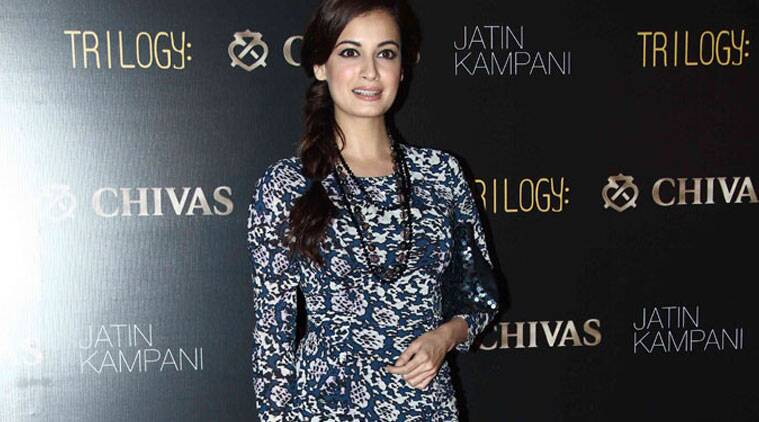 Dia Mirza tied the knot with Sahil Sangha in October last year.