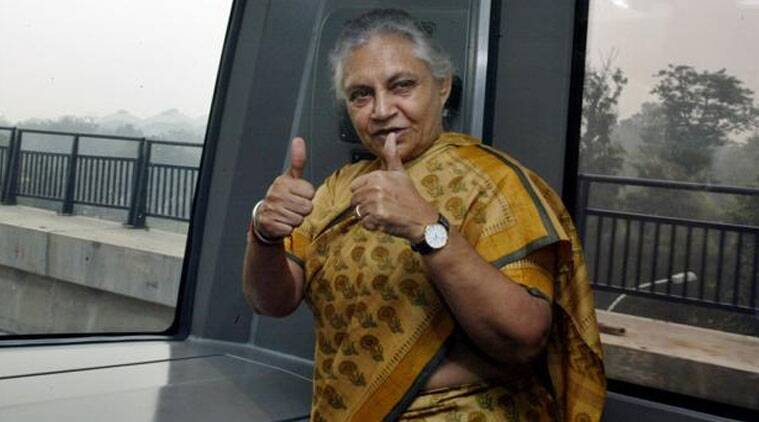 In the absence of elected government, people don't know where they should go. And their voice is heard nowhere, Sheila Dikshit said. (Source: AP photo)