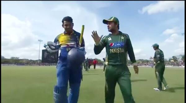The Pakistan batsman's 'advice' was taken sportingly by Dilshan, but the PCB has termed his act as 'stupid.'