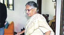 Sheila's loaded question: why spare Delhi, MP Governors?