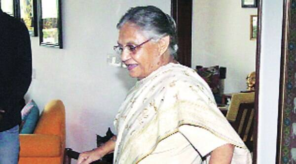 Dikshit said a bureaucrat in the central government had asked her to tender her resignation.