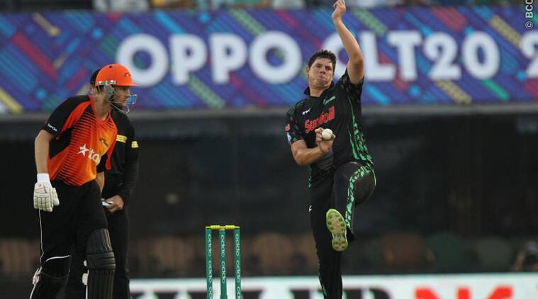 Dolphins were floored by a late surge from Mitchell Marsh who stunned the South African side. (Source: BCCI)