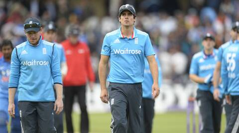 ex-cricketers have been very vocal in their opinion of not having Cook as the ODI captain and indeed replacing him with someone else for the WC. (Source: Reuters)