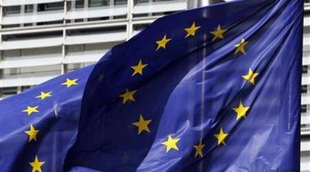 European Commission building among targets of militants
