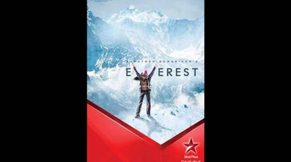 """The promo and poster of filmmaker Ashutosh Gowariker's TV show """"EVEREST"""" was launched here Tuesday."""