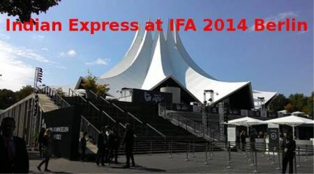 Express at IFA 2014: Gadgets launched by Samsung, Sony, Nokia andHTC