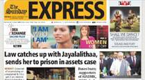 Express 5: Jayalalithaa jailed in DA case, Modi delivers maiden speech at UNGA