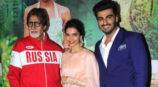"""""""What a delightful slice of life 'Finding Fanny',"""" tweeted Big B."""