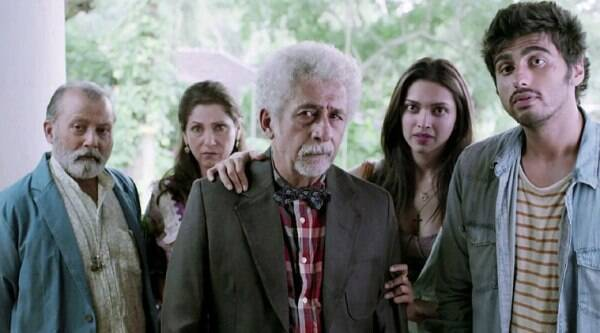 Finding Fanny review.