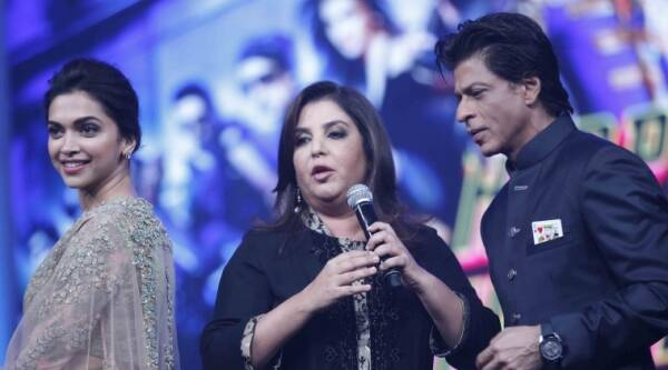 """""""It's going to be a huge concert. I'm going to be dancing too! I will be performing at the concert and it has been 25 years since I've performed on the stage,"""" Farah Khan told IANS on the phone from Mumbai. (Source: Express Photo by Prakash Yeram)"""