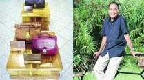 Dilip Kapur on success of his brand Hidesign
