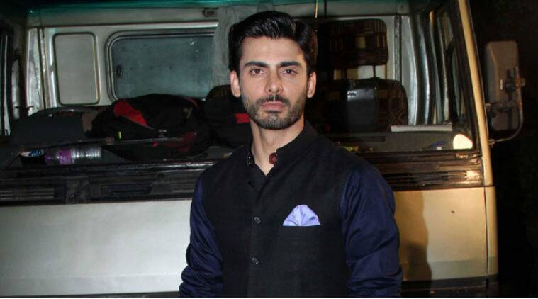 Fawad first made his acting debut onstage in a high school play.