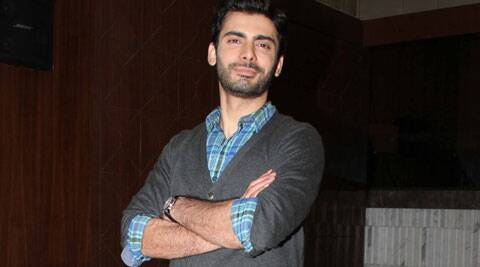 "For now, all of Fawad Khan's energy is concentrated towards making a career in filmdom, says the Pakistani actor-singer who is making his Bollywood foray with ""Khoobsurat"". (Source: Varinder Chawla)"