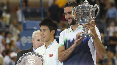 Marin Cilic makes easy work of Kei Nishikori to win the US Open title