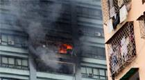 Major fire in Kolkata high rise, several trappedinside