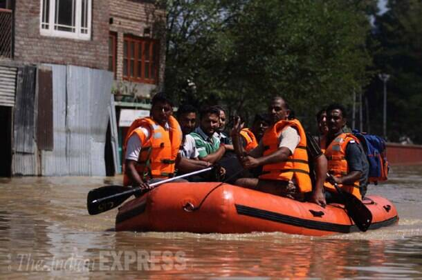 J&K Floods: Thousands still trapped; rescue operations intensify