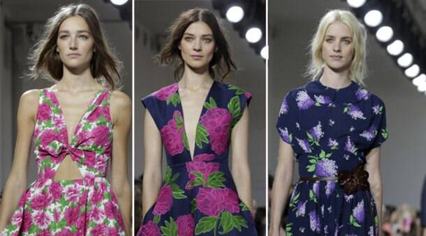 Top 7 runway trends from New York Fashion Week
