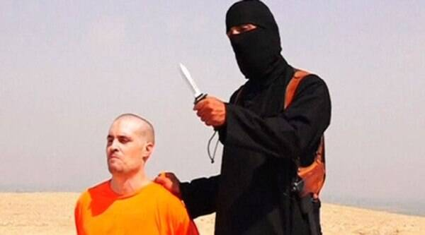 Foley, an American, was beheaded by Islamic State group last month, while Cantlie, a Briton, is believed to be still in captivity. (Source: Reuters)