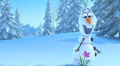 The Oscar-winning animated film 'Frozen' is a story of a fearless princess. (Source: Movie Still)