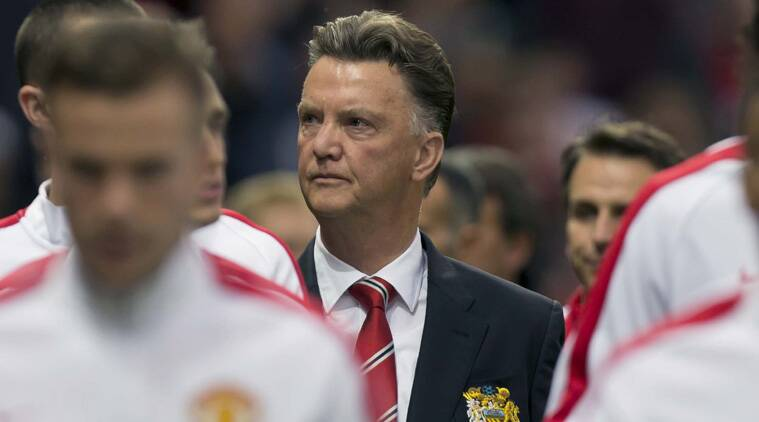 Louis van Gaal will be desperate for his new players to settle in quickly with United yet to win any of its first three games in the EPL. (Source: AP)