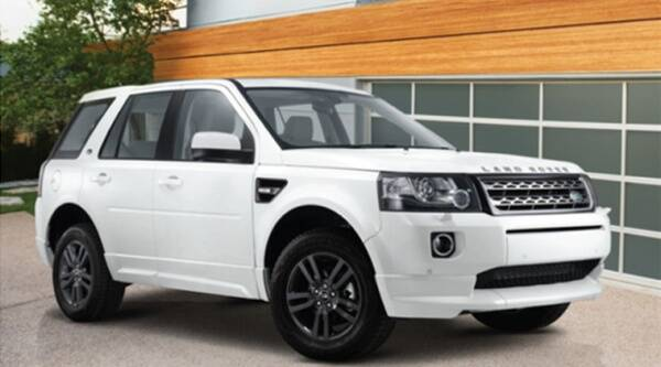 The Freelander 2 definitely looks sportier with all the upgrades it has received with the Sterling Edition.