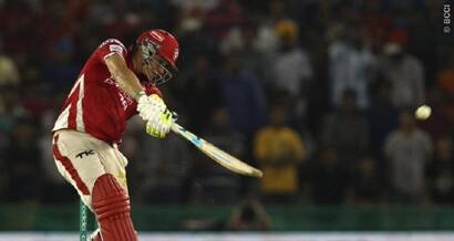 Kings XI Punjab hold their nerve to overcome Barbados Tridents by 4 wickets