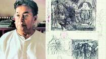Life and After: An art exhibition celebrates Ganesh Pyne'swork