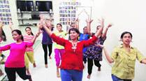 Groove to Garba
