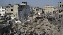 End of Gaza war doesn't translate into peace