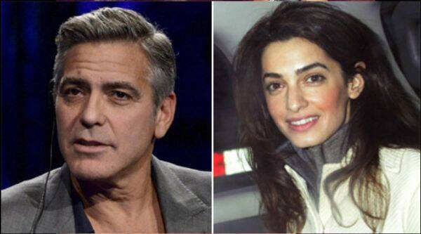 London officials deny George Clooney- Amal Alamuddin marriage reports.