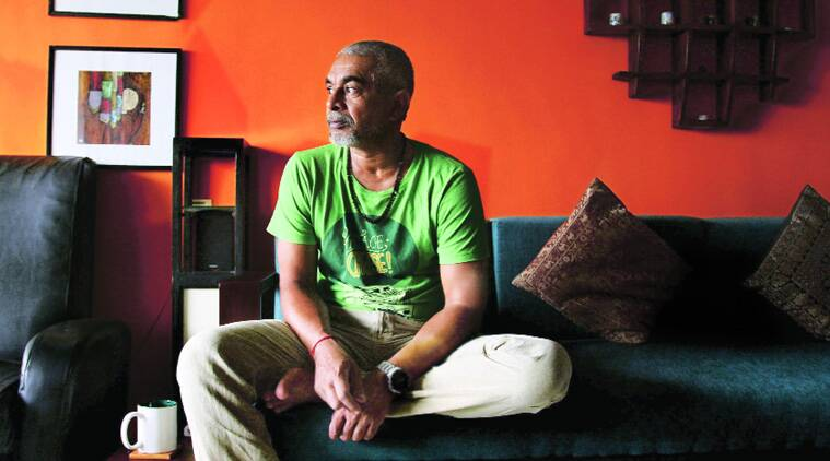Shashank Ghosh (Source: Express photo by Amit Chakravarty)