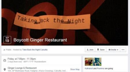 People call for boycott of Kolkata restaurant after rape victim deniedentry