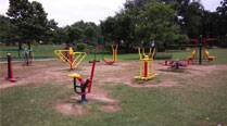 Now work out in Delhi's open gyms, forfree